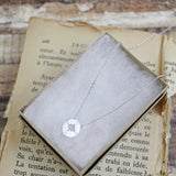 Compass Necklace - Free As A Bird Jewelry