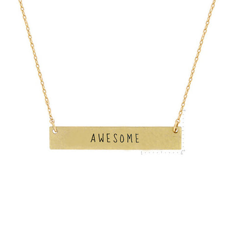 AWESOME Necklace - Free As A Bird Jewelry