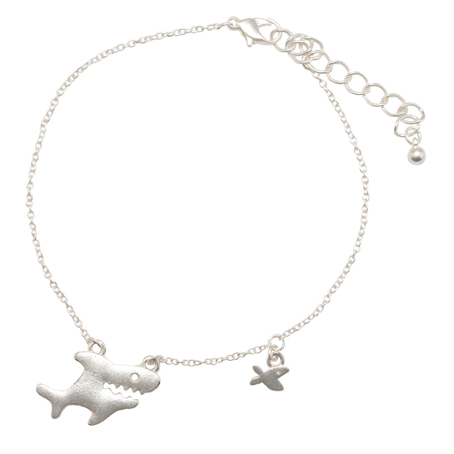 Hungry Shark Anklet
