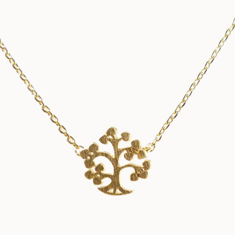 Tree of Life Necklace - Free As A Bird Jewelry