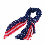 Stars and Stripes Scarf - Free As A Bird Jewelry