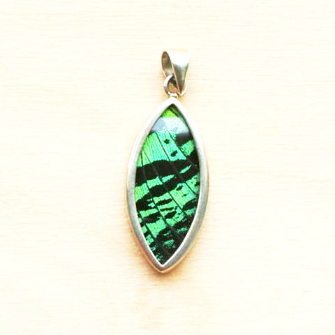 Butterfly Wing Pendant - Free As A Bird Jewelry