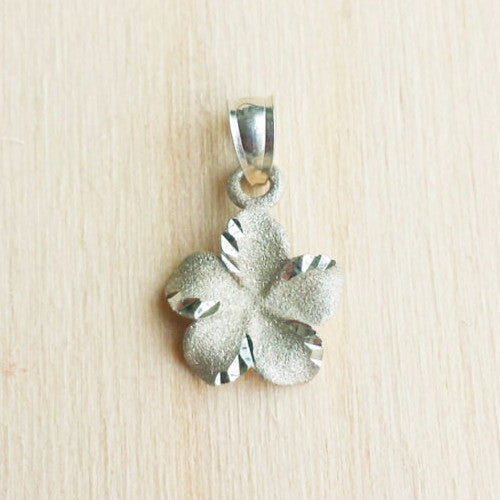 Plumeria Pendant - Free As A Bird Jewelry