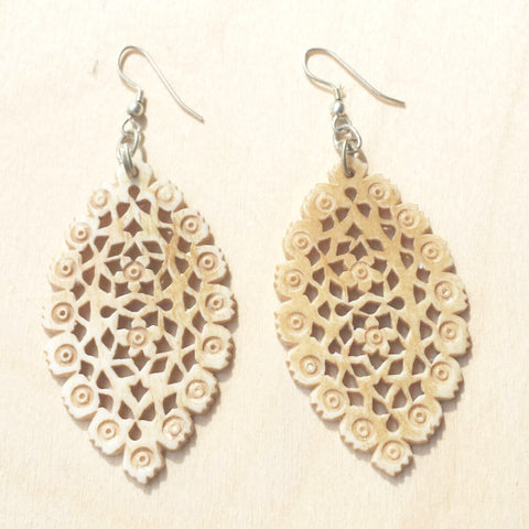 Bohemian Filigree Earrings - Free As A Bird Jewelry