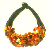 Baltic Amber Necklace - Free As A Bird Jewelry
