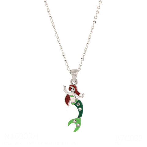 Little Mermaid Necklace