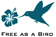 Free As A Bird Jewelry