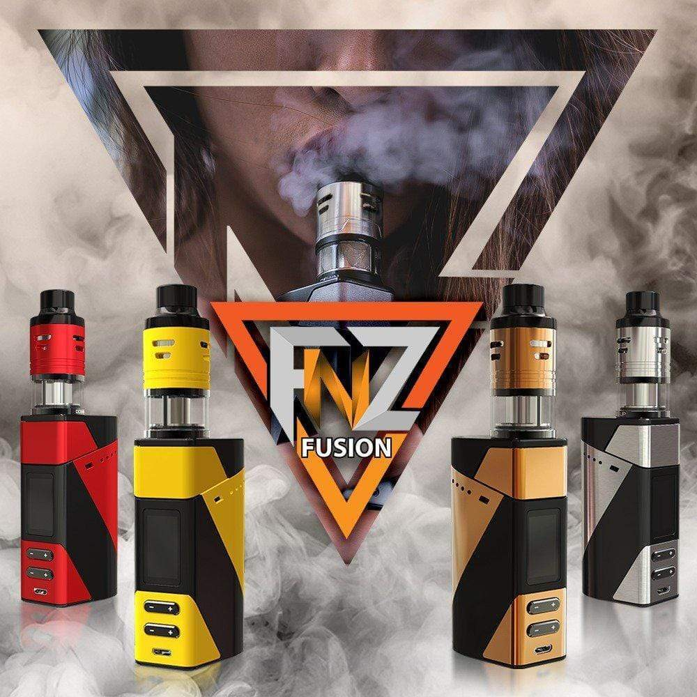 New Hour New E-Liquid: The Fusion 2-In-1 Kit by EPHRO