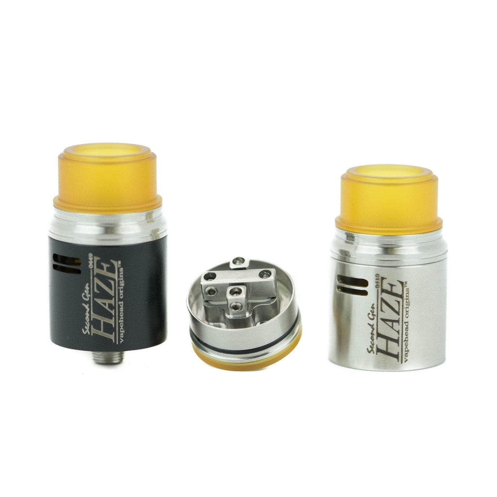 HAZE 2ND GEN RDA by VapeHead Origins
