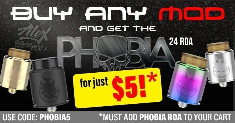 How to Get the Phobia RDA for $5!