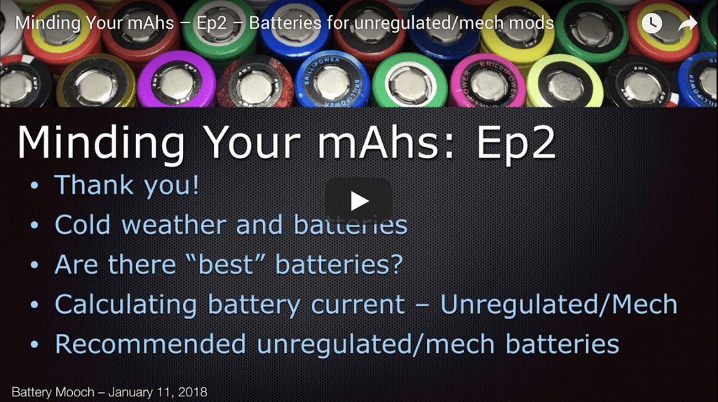 Minding Your mAhs: Episode Two by Battery Mooch!