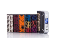The Theory: Therion DNA75C Box Mod by Lost Vape Featured Image