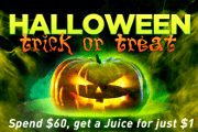 VAPEHAPPY Halloween Juice Deals
