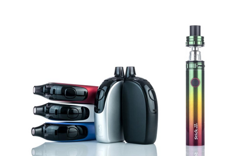 ATOPACK Penguin by Joyetech and Stick V8 Baby by SMOK