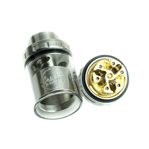 Azeroth RTA by COILART SS Color Option Triad Style Postless Deck
