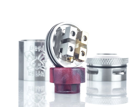 Dead Rabbit RDA by Hellvape Stainless Steel
