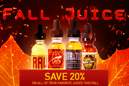 All Juices 20% Off