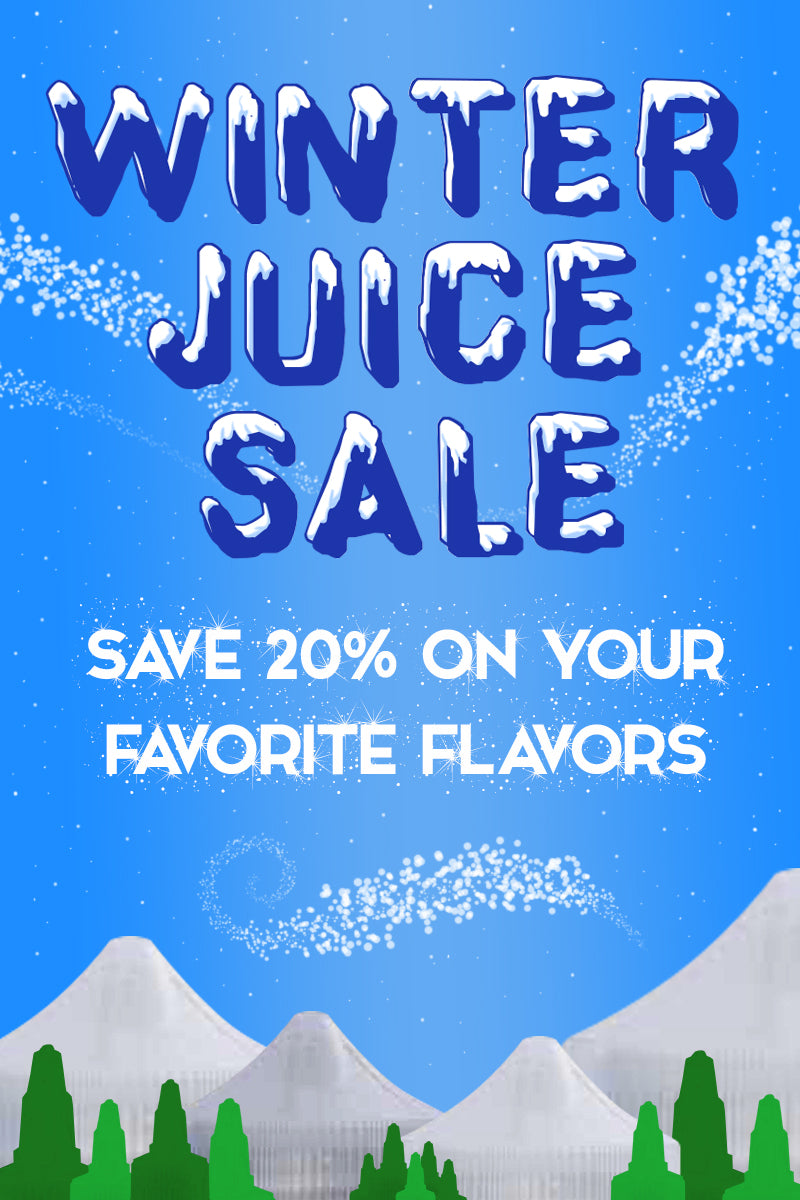 All Juices are 20% Off this Summer at Vapehappy®