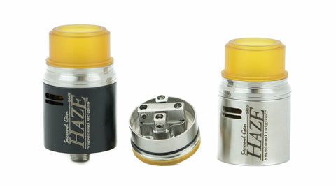HAZE 2ND GEN RDA BLOG