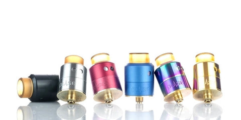 Pulse 22 Bottom Feeder RDA (Color Version) by Vandy Vape Color Options