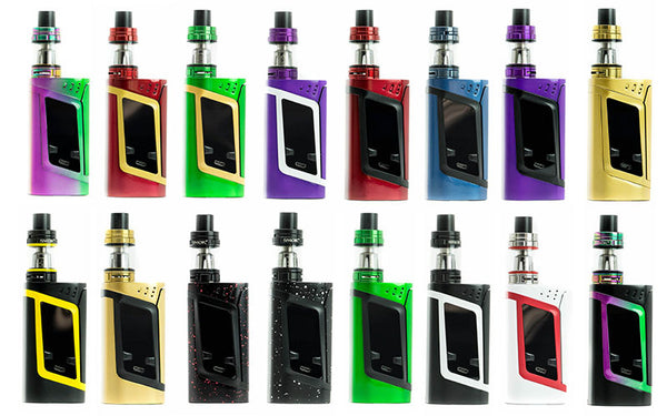 SMOK Alien 220w Mod Kit New Colors
