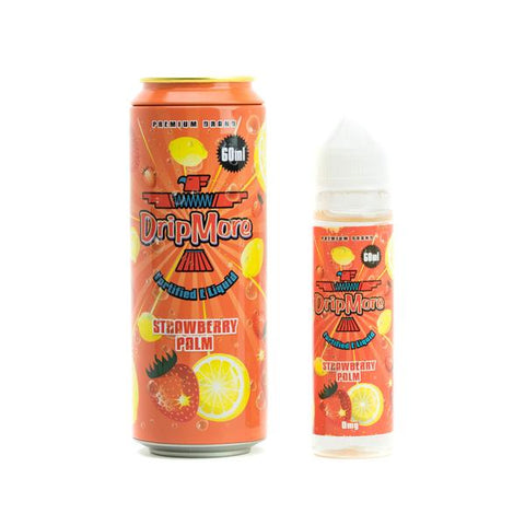 Strawberry Palm E-Liquid by Drip More 60ML