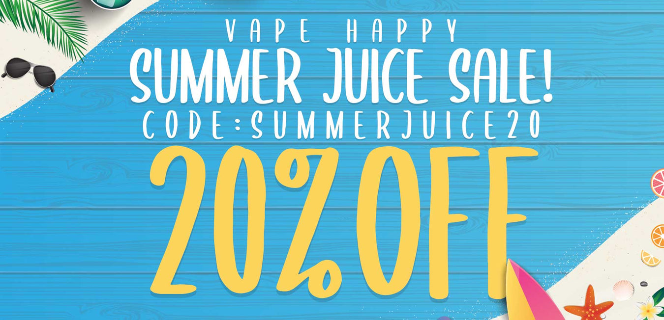 VapeHappy - Summer Sale