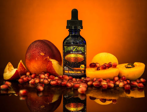 Summertime E-Liquid #2 1992 Petaluma, CA E-Liquid by Time Zone 60ML