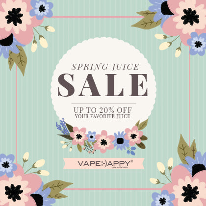 Spring Juices 20% Off
