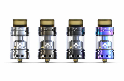 iJoy Captain RTA Color Options