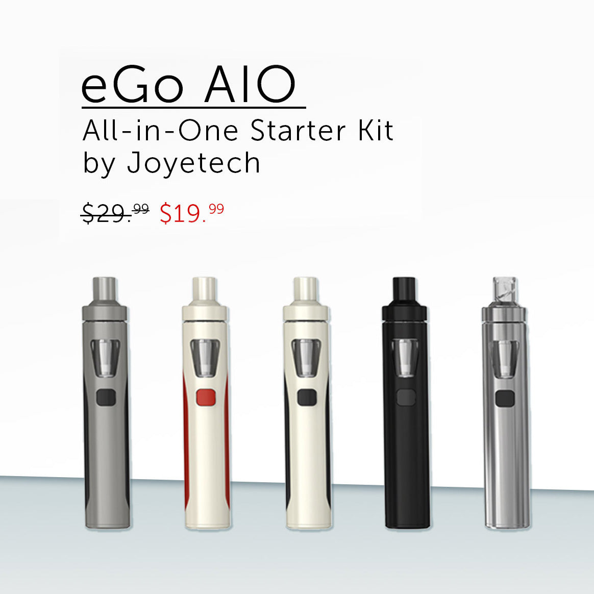 Slide 1 Mobile eGo AIO All-in-One Starter Kit by Joyetech