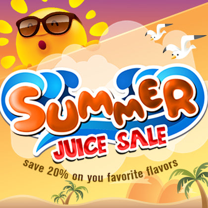 SUMMER Juices 20% Off