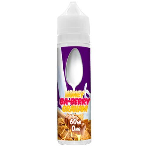 Spoon eJuice - Honey Ba-Berry Graham