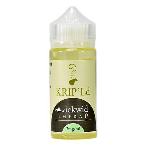 Lickwid Thera P eJuice - KRIP'Ld