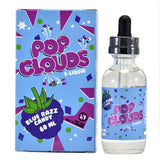 Blue Razz Candy E-Liquid by Pop Clouds 30ML/60ML