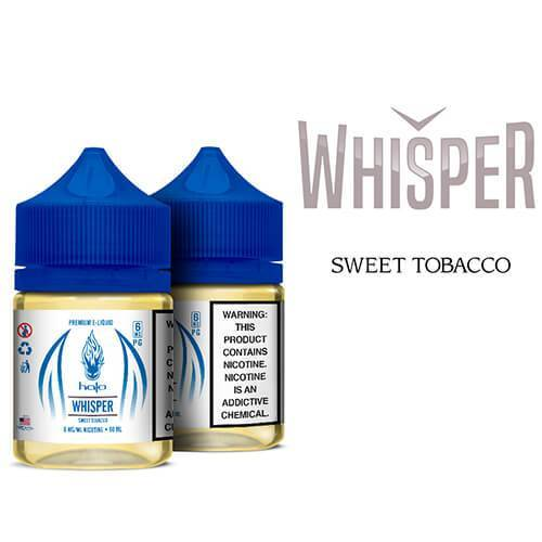 Halo eJuice White Label - Whisper