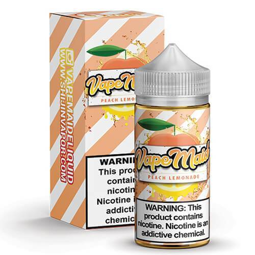 Vape Maid By Shijin Vapor - Peach Lemonade