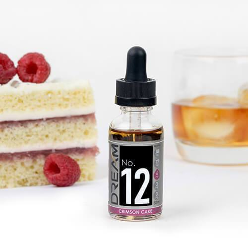 Dream E-Juice - #12 Crimson Cake (70% VG)