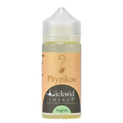 Lickwid Thera P eJuice - Phyzikoo