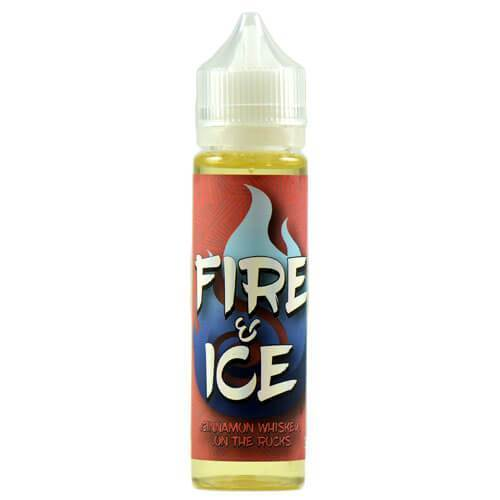 Skull & Roses Juice Co. - Fire & Ice