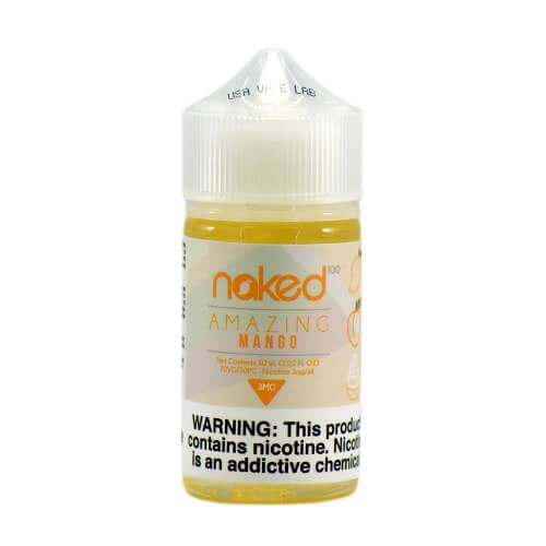 Naked 100 By Schwartz - Amazing Mango