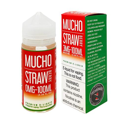 MUCHO eJuice - Strawberry