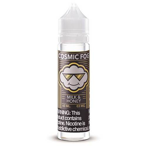 Cosmic Fog Vapors - Milk & Honey