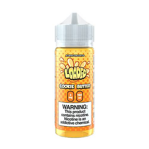 Loaded E-Liquid - Cookie Butter