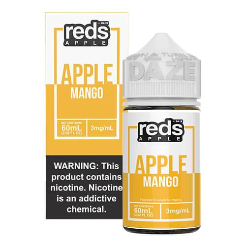 Reds Apple EJuice - Reds Mango