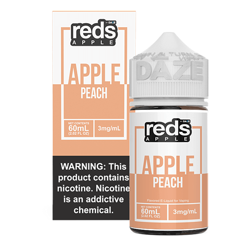 Reds Apple EJuice - Reds Apple Peach