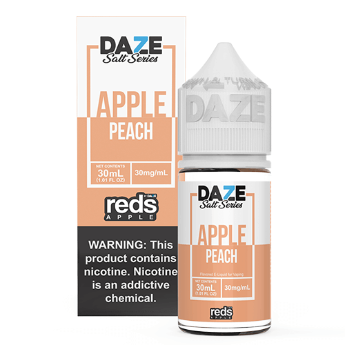 Reds Apple EJuice SALT - Reds Apple Peach
