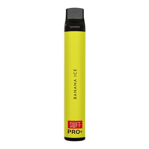 SWFT Bar PRO - Disposable Vape Device - Banana Ice