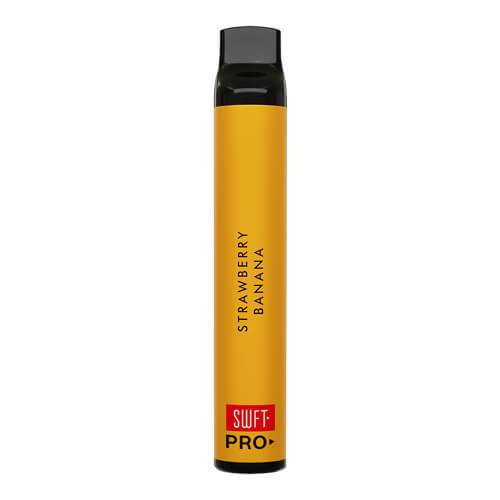 SWFT Bar PRO - Disposable Vape Device - Strawberry Banana