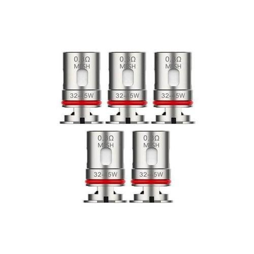 Vaporesso GTX Mesh Replacement Coils (5 Pack)